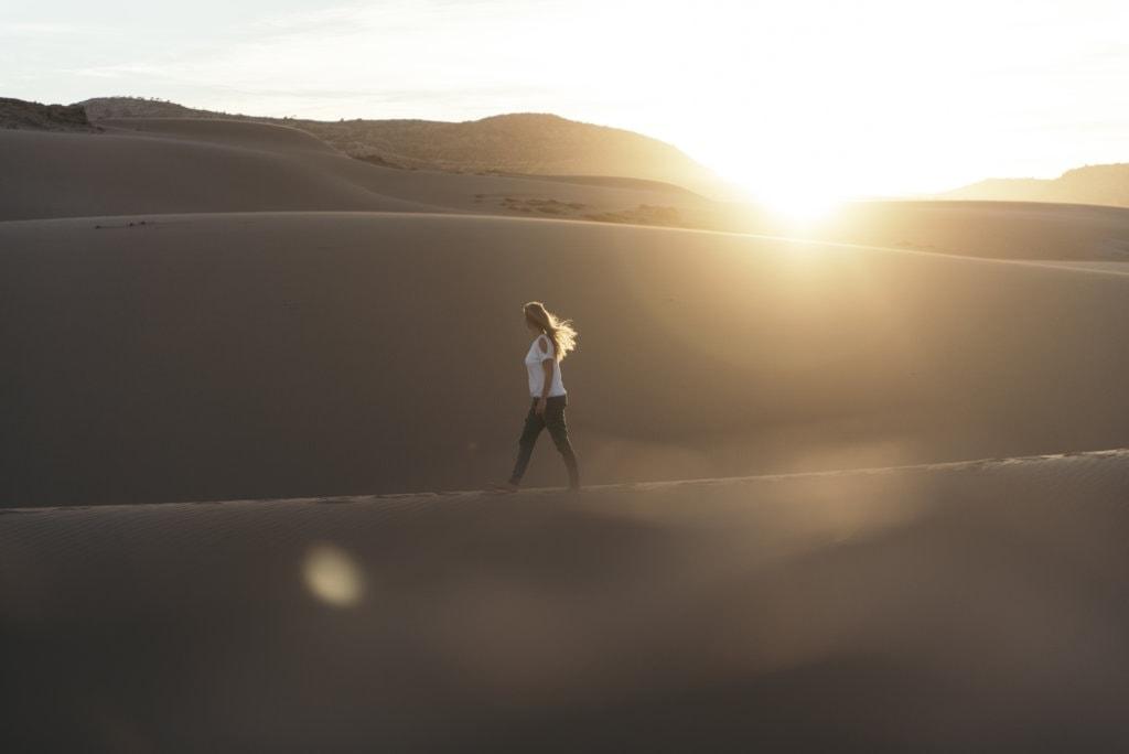 DE SAHARA IN HET KLEIN | ZANDHAPPEN IN MAROKKO 1