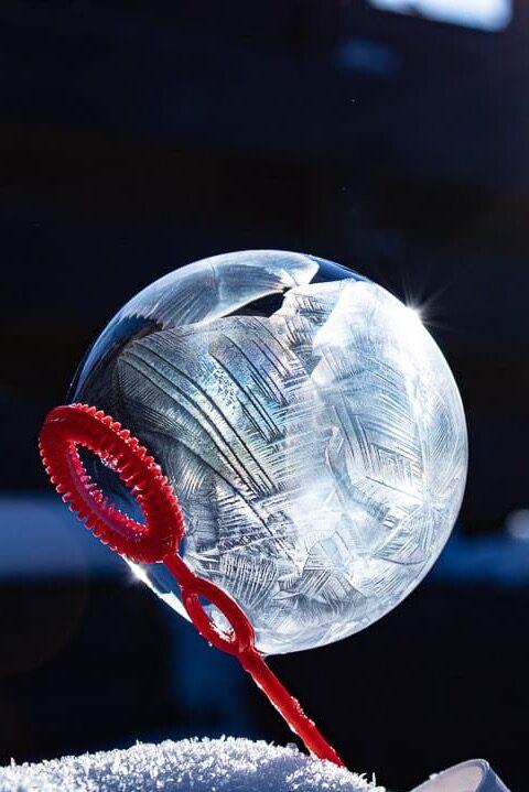 Zeepbellen fotograferen | Karen Schuemie