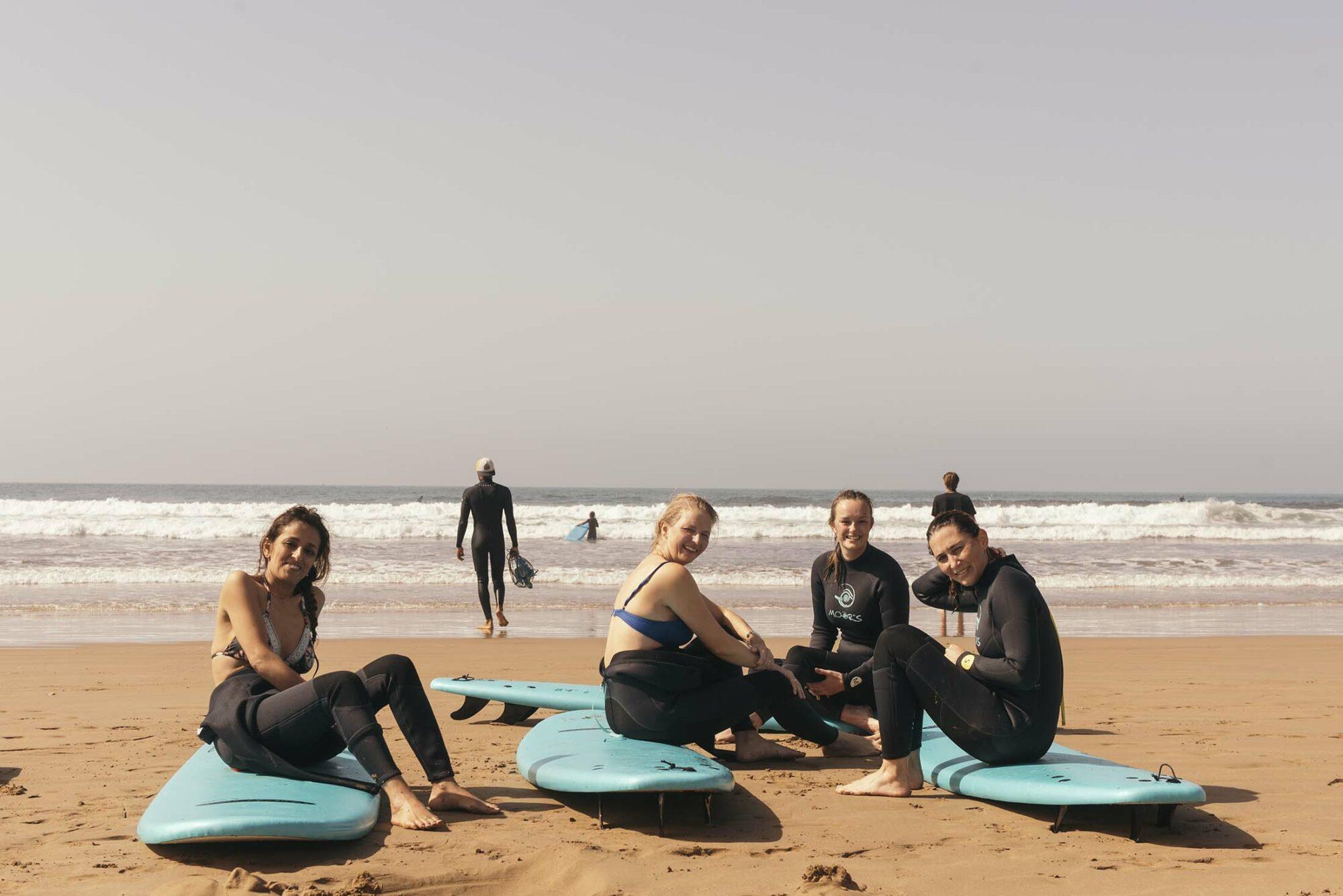 Fotoreis Marokko – Surfen bij Taghazout
