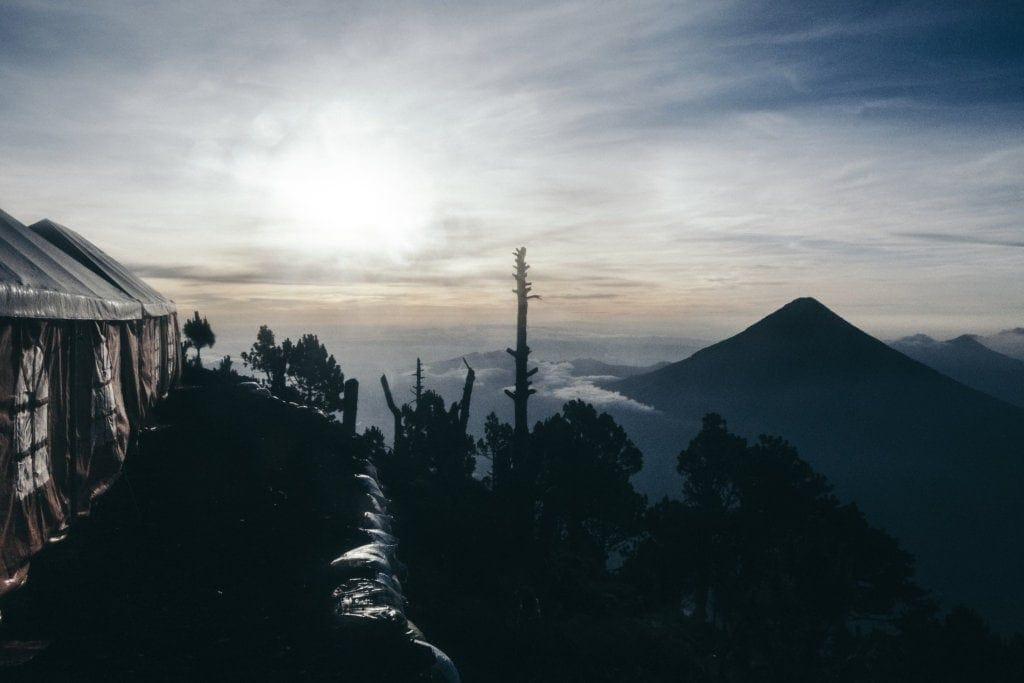 PUFFENDE VULKANEN | BEKLIM VOLCAN ACATENANGO IN GUATEMALA 5