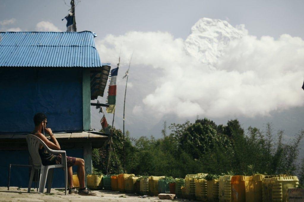 HOOFD IN DE WOLKEN IN DE HIMALAYAS | EEN DIY GIDS VOOR DE ANNAPURNA BASE CAMP TREK, NEPAL 12