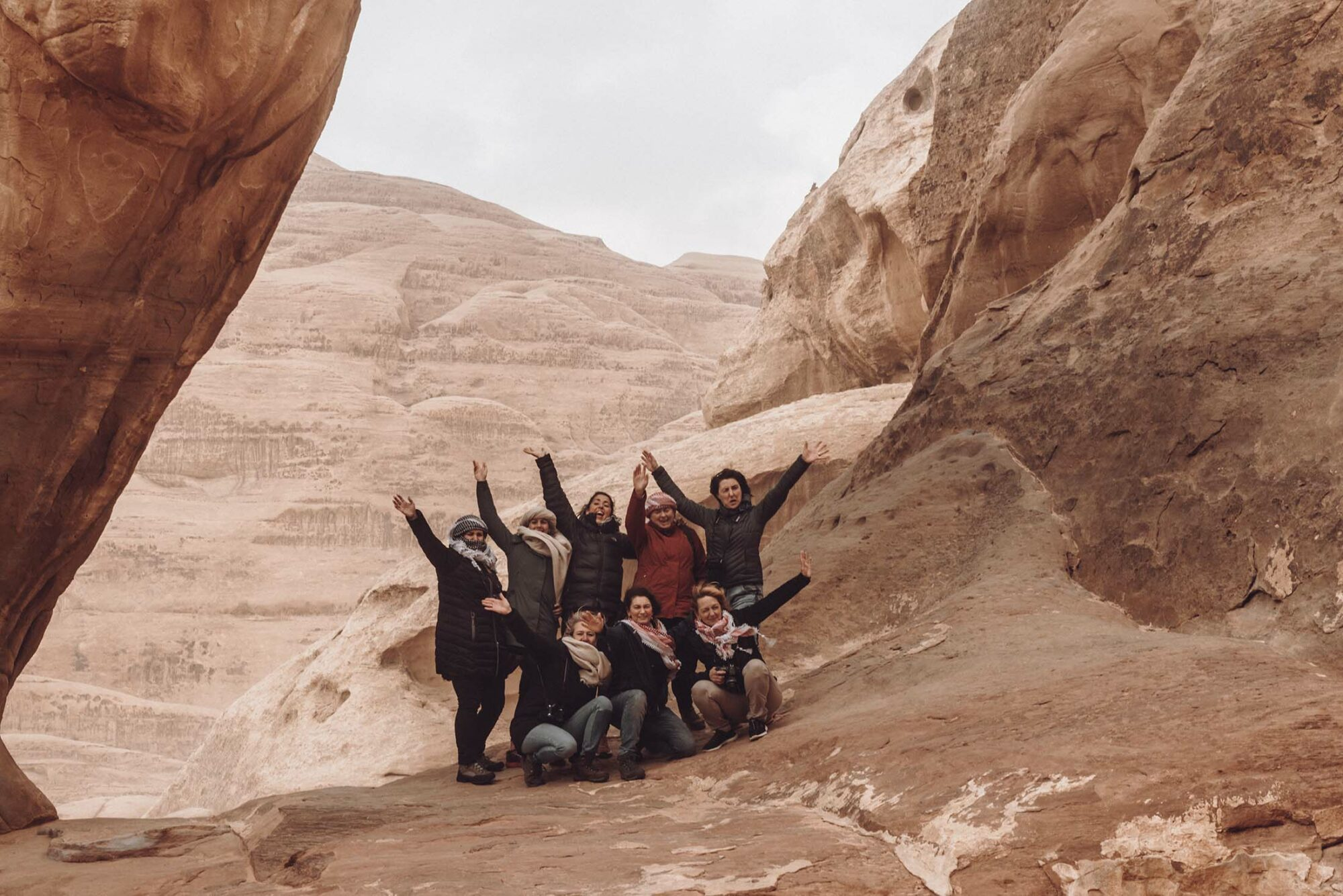 Fotoreis Jordanie | ROCKY ROADS TRAVEL