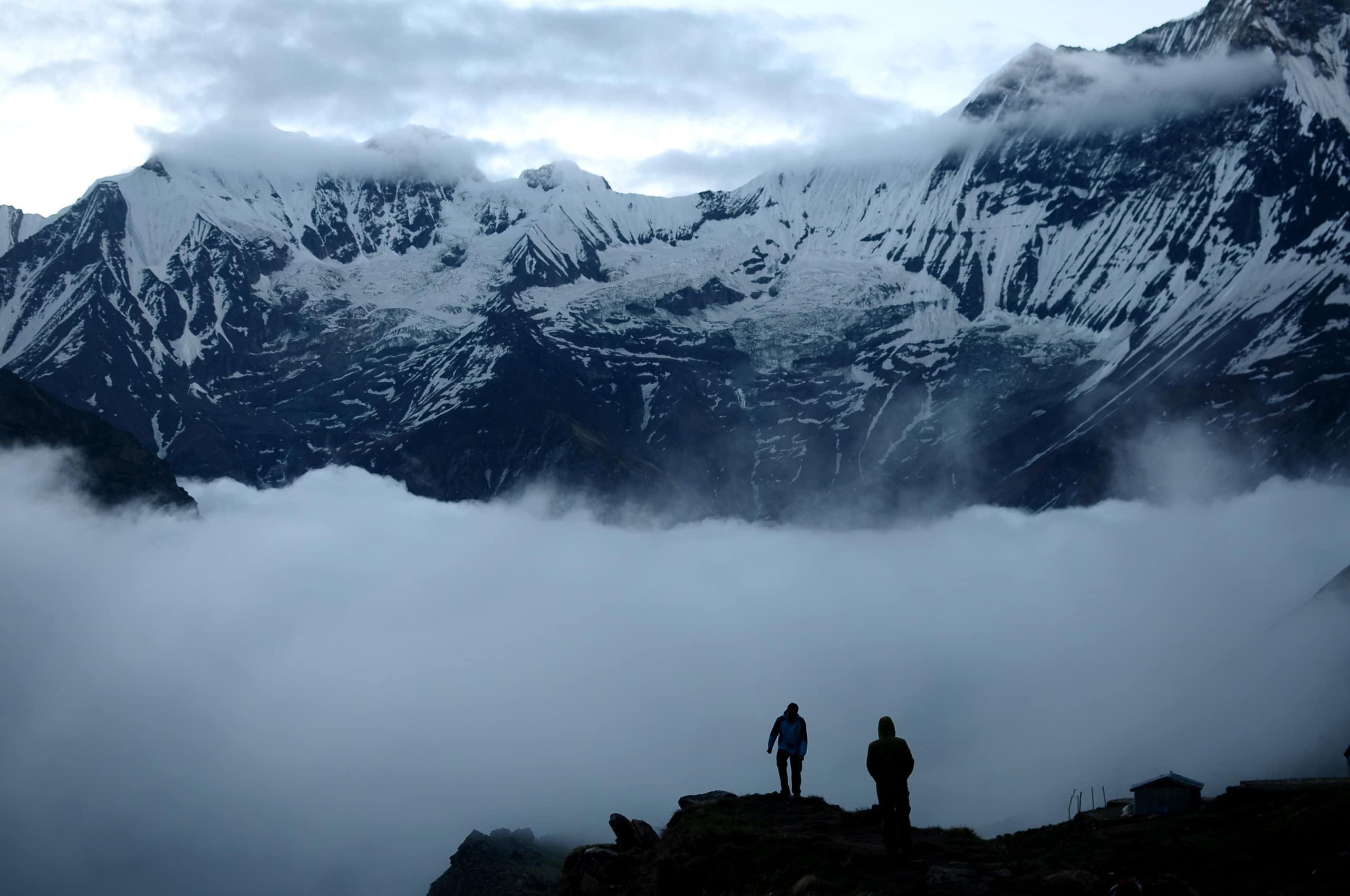 HOOFD IN DE WOLKEN IN DE HIMALAYAS | EEN DIY GIDS VOOR DE ANNAPURNA BASE CAMP TREK, NEPAL 1
