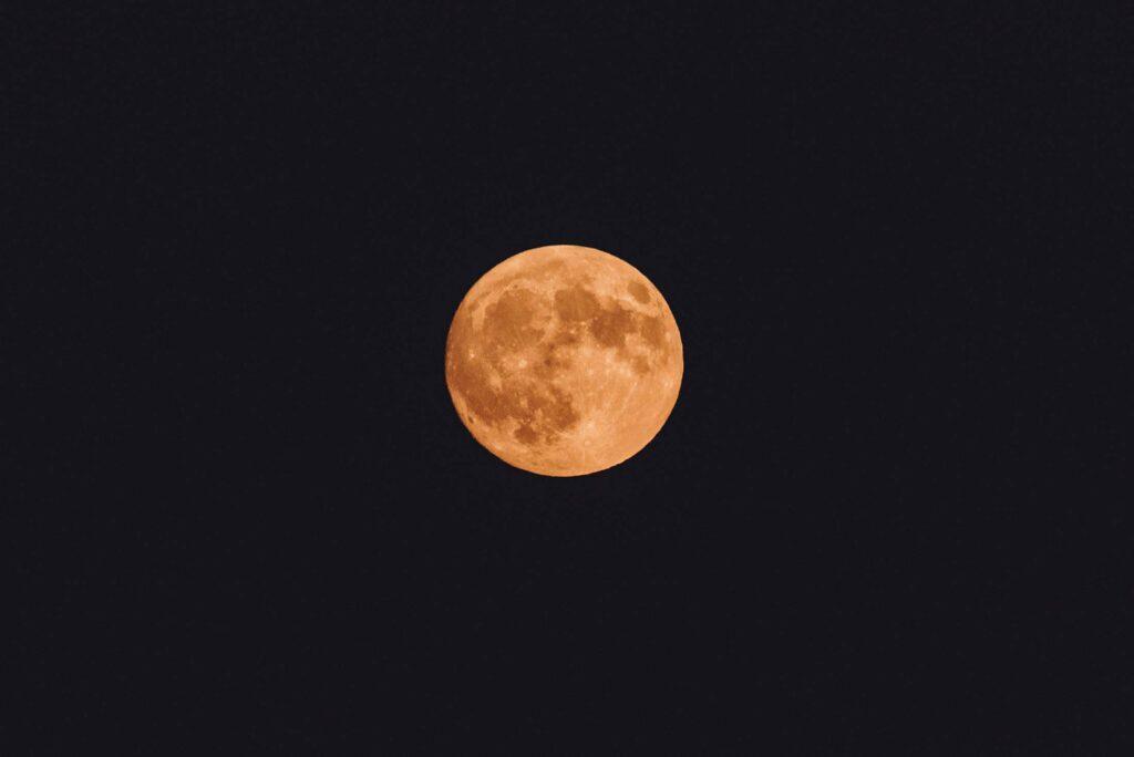 De Maan Fotograferen
